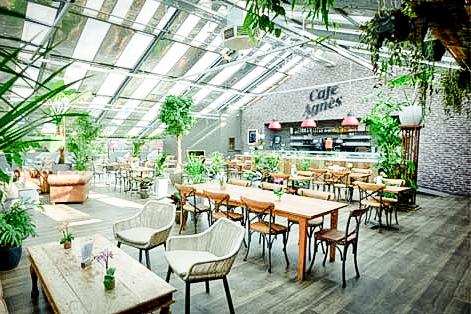 Le Café Agnès